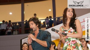 Shahid Kapoor and Ileana D'cruz