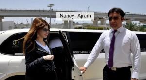 Lebanese singer Nancy Ajram