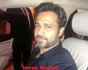 Bollywood Star Imran Hashmi