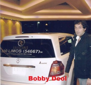 Bollywood Star Bobby Deol