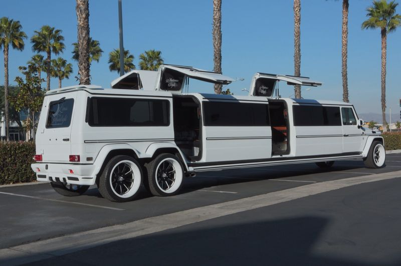 Mecedes G63 Amg Excellencelimo Com Limousine Dubai