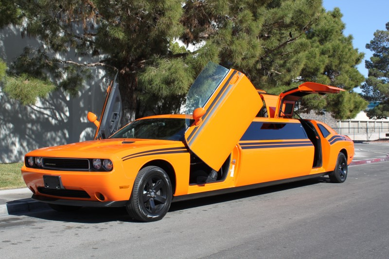 Dodge Challenger Limo Excellencelimo Com Limousine Dubai Call 042652228